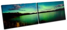 Northern Lights Night View Space - 13-0166(00B)-MP14-LO